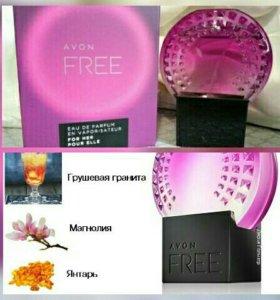 Avon Free женская