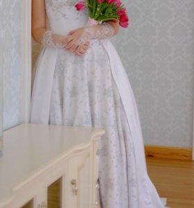 Платье свадебное 42-48 р-ра ТОРГ