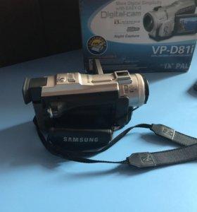 Цифровая видеокамера VP-D81i