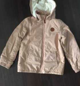 Куртка весна осень на девочку