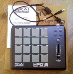 Akai Pro MPD18