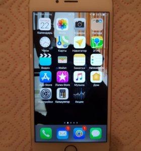 Продам айфон 6 s на 16г