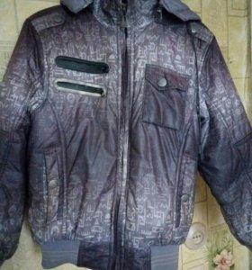 Куртка на мальчика(демисезон)