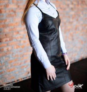 Кожаное платье Insiti
