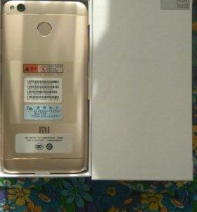 Xiaomi redmi 4x 3гб-32гб,4а 2гб-32gb
