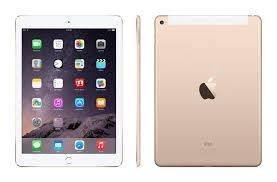 iPad Air 2 4g LTE 16 gb gold