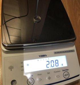 Весы ювелирные Vibra