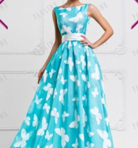 Вечернее платье Теона