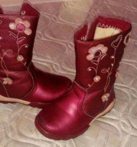 Обувь для девочки,сапожки