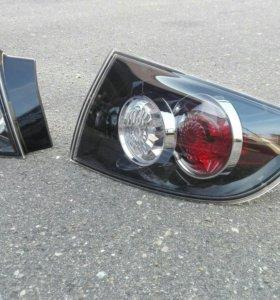 Задний правый фонарь Mazda 3 06-09 BK Мазда 3