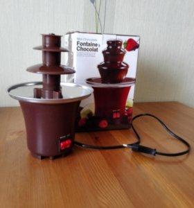 "Шоколадный фонтан ""Chocolate Fondue Fountain mini"""