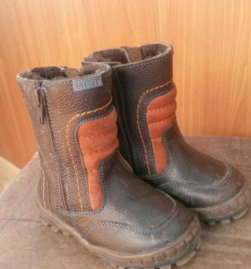 Зимние ботиночки фирма Сказка