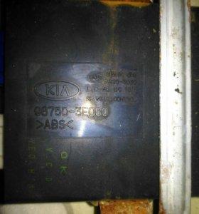 Блок управления стеклоочистителем 987503e000