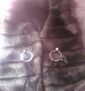 Курточка с жилеткой
