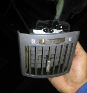 Дефлектор на торпедо