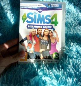 The sims 4 (веселимся вместе)