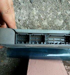 Спидометр, блок управления двигателем 5afe