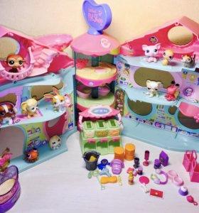 Домик для игрушек Littlest PetShop