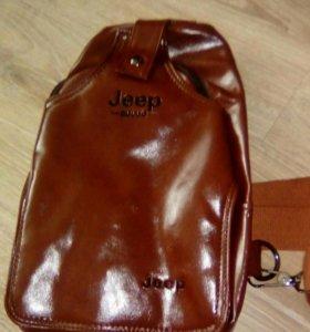 Сумка рюкзак мужская