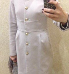 Пальто + платок 🎁
