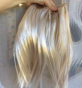 Волосы для куклы( тресы)