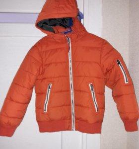 Куртка зимняя H&M Р-Р 122
