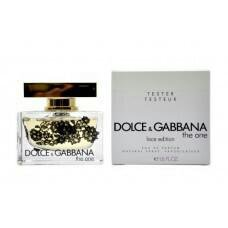 D&G The One Lace Edition EDP TESTER женский