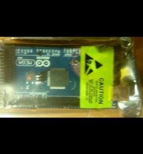Arduino Mega+кабель для компьютера