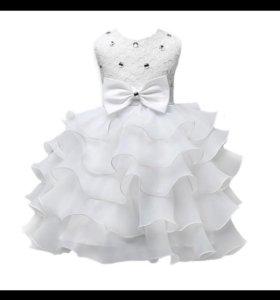 Платье для принцессы новое