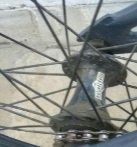 Отличный велосипед bmx