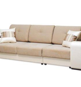 Коралл 4 диван (2680*1120*910)