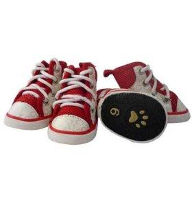 Обувь для собак 5
