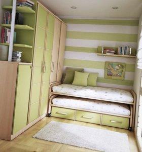 Мебель для детской под заказ.