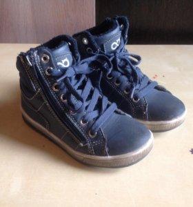 Осенние ботинки Jook