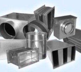 Проектирование, монтаж вентиляции и кондиционирова