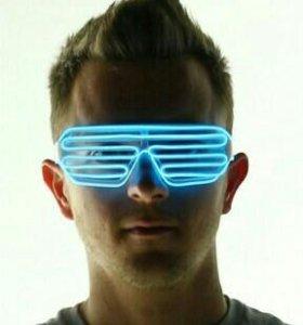 Клубные DJ очки
