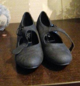 Женские туфли размер 38