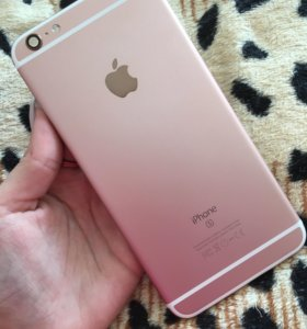 Корпус iPhone 6 plus rose gold