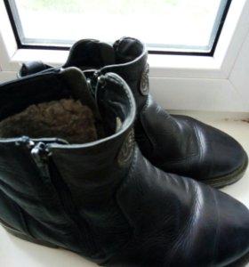 Обувь мужская зимняя р38