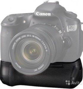 Батарейный блок BG-E9 для Canon EOS 60D,70D Meike