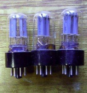 Радиолампы-6н8с