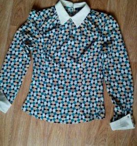Рубашка размерS (подходит на 44)
