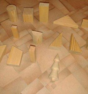 Детские кубики.220 штук. Доставка Шелехов, Иркутск