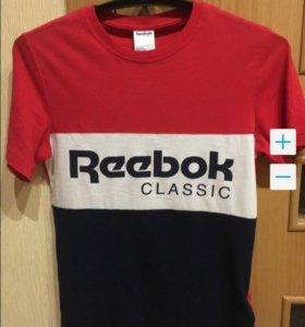 Футболка Reebok classic red