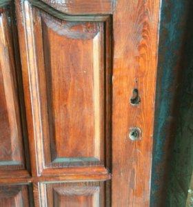 Двери сосна