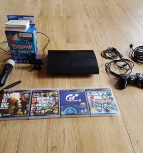 Sony PlayStation 3 PlayStationMove