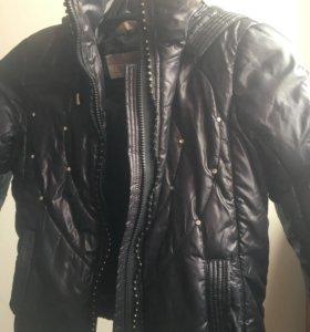 Куртка на девочку 10-11лет