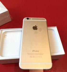 iPhone 6 gold на 64 gb