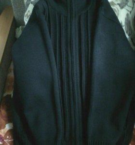 Свитер - куртка