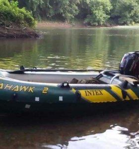 Новая лодка Сихоук 2 до 200кг